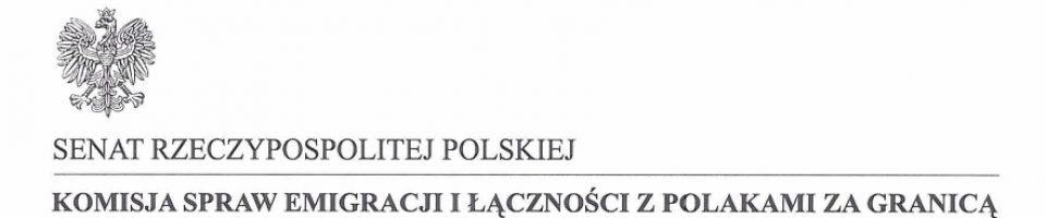 Komisja Spraw Polonii